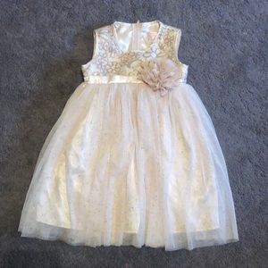 Popatu dress from Nordstrom's 4t gold
